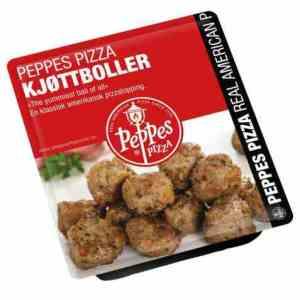 Prøv også Peppes Kjøttboller.