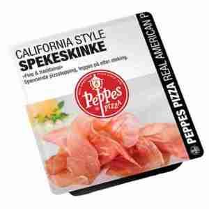 Prøv også Peppes California Style Spekeskinke.