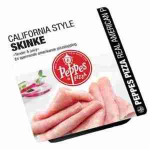Prøv også Peppes California Style Skinke.