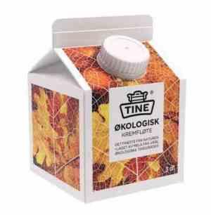 Prøv også Tine Økologisk kremfløte.