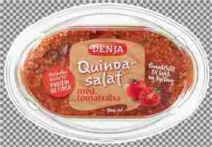 Prøv også Denja Quinoasalat.