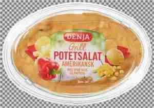 Prøv også Denja grillpotetsalat amerikansk.