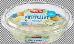 Prøv også Denja sommerens friske potetsalat.
