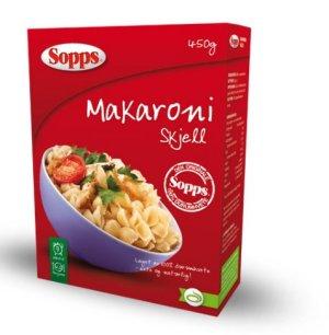 Prøv også Sopps Makaroni Skjell.