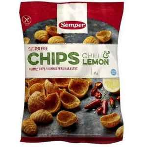 Prøv også Semper glutenfrie kikertchips.