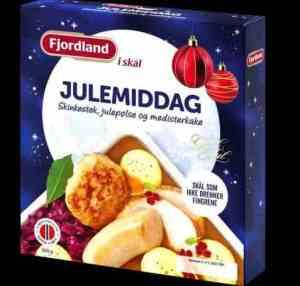Prøv også Fjordland Julemiddag med rødkål og poteter.