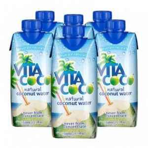 Prøv også Vita Coco rent kokosvann.