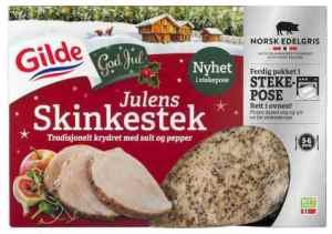 Prøv også Gilde edelgris julens skinkestek.