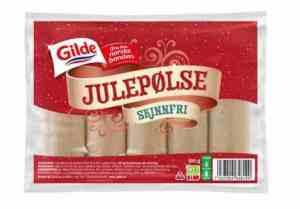 Prøv også Gilde Røkt julepølse uten skinn.