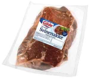 Prøv også Gilde røkt svinenakke.