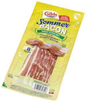 Prøv også Gilde sommerbacon.