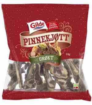 Prøv også Gilde URøkt Pinnekjøtt av lam.