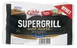 Prøv også Gilde supergrill.