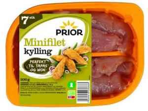 Prøv også Prior kylling minifilet.