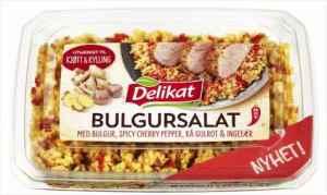 Prøv også Delikat bulgursalat.