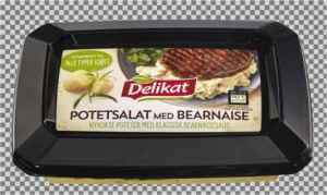 Prøv også Delikat potetsalat med bearnaise.