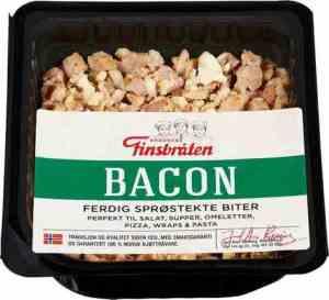 Prøv også Finsbråten stekt bacon.