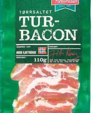 Prøv også Finsbråten tørrsaltet turbacon.