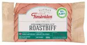 Prøv også Finsbråten Gourmetgrillet roastbiff.