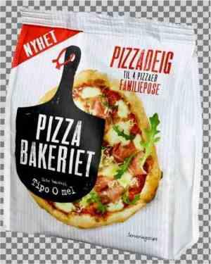 Prøv også Pizzabakeriet pizzadeig 400g.