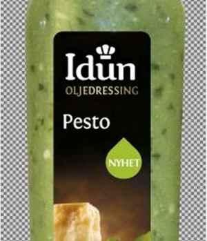 Prøv også Idun pesto dressing.