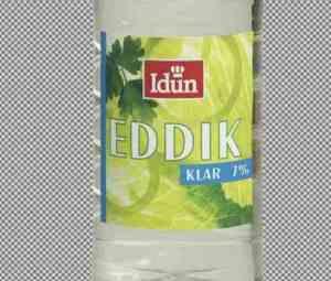 Prøv også Idun eddik klar 7 prosent.