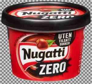 Prøv også Nugatti Zero.