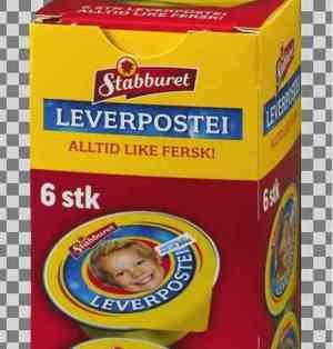 Prøv også Stabburet Leverpostei porsjonsbeger.
