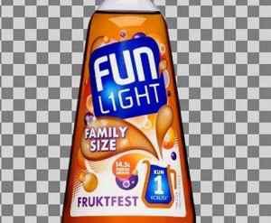 Prøv også Fun Light fruktfest.