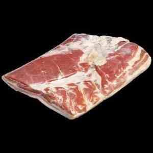 Prøv også Gilde eldhus bacon uten svor.