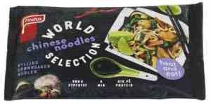 Prøv også Findus chinese noodles.