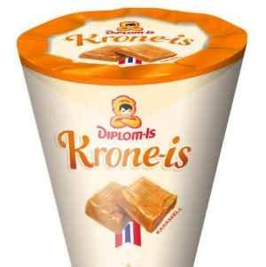 Prøv også Diplom Krone Is Karamell.