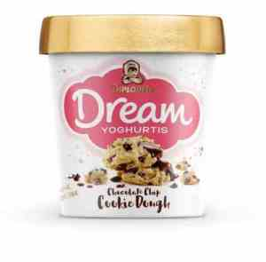Prøv også Diplom Dream cookie dough.