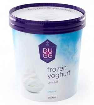 Prøv også Hennig Olsen Dugg Frozen Yoghurt original.