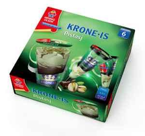 Prøv også Hennig Olsen Kroneis pistasj.
