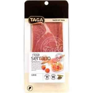 Prøv også Taga Rioja Serrano.