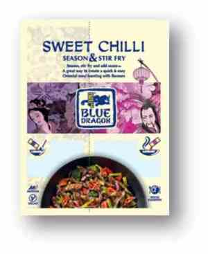 Bilde av Blue Dragon Woksaus Duo Sweet Chili.