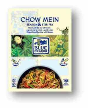 Prøv også Blue Dragon Woksaus Duo Chow Mein.
