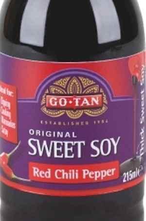 Prøv også Go-Tan Sweet Soy Red Chili Pepper.