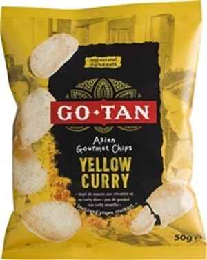 Prøv også Go-Tan Yellow Curry Gourmet Chips.