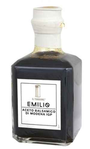 Prøv også Il Torrione Emilio IGP Balsamico vineddik.