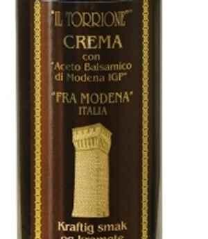 Prøv også Il Torrione Crema di Balsamico 250ml.