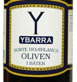 Bilde av Ybarra Sorte oliven i båter.