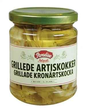 Prøv også Paradiso Grillede Artisjokker.