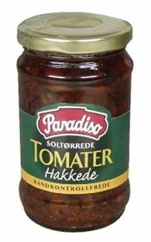 Bilde av Paradiso Hakkede Soltørkede Tomater.
