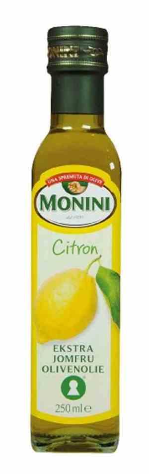 Bilde av Monini Olivenolje Extra Virgin med sitron.