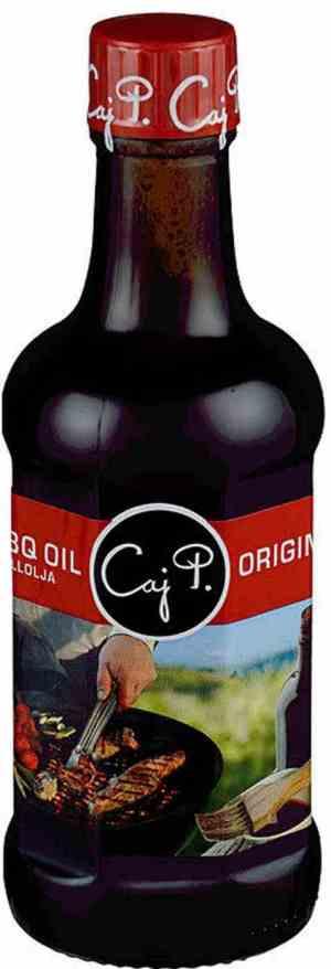 Prøv også Caj P. BBQ Oil Original.
