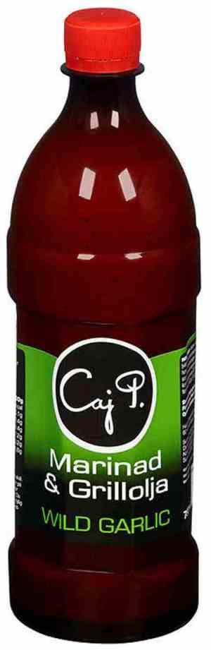 Prøv også Caj P. Marinade/grillolje Wild garlic.