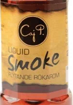 Prøv også Caj P. Liquid Smoke.