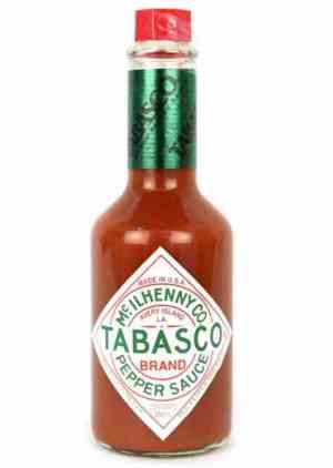 Prøv også Tabasco Chipotle Pepper Sauce.